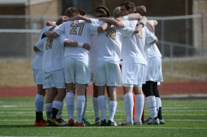 Davis High Soccer team prepares for the new soccer season.  Photo credits to Davis High Photography club.